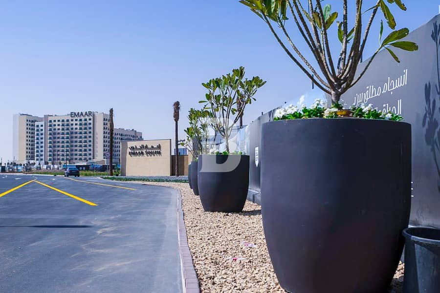 BRAND NEW & VACANT 2 BR IN URBANA   EMAAR SOUTH