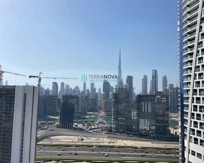 Unfurnished | Loft Apartment | Burj Khalifa View