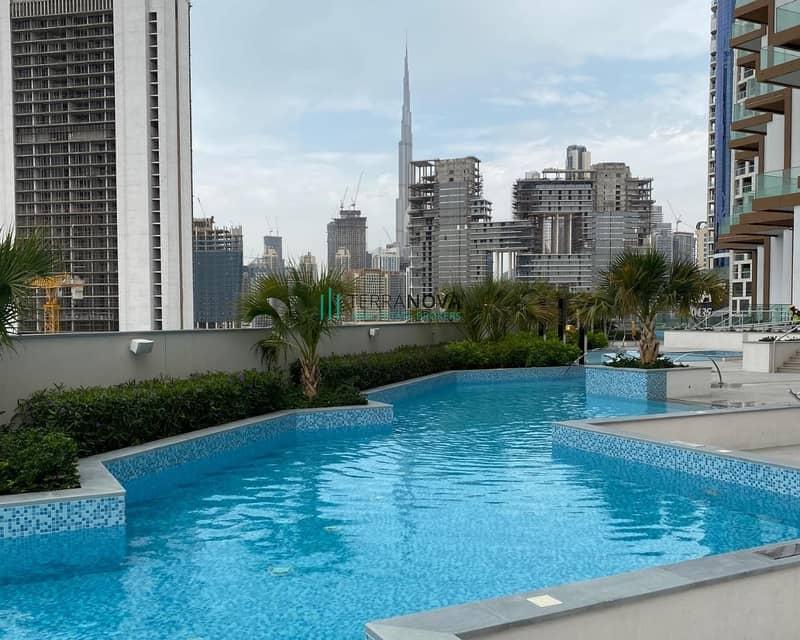 16 Unfurnished | Loft Apartment | Burj Khalifa View