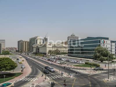 فلیٹ 2 غرفة نوم للايجار في بر دبي، دبي - Amal Baqir Building ( **** ONE MONTH FREE****)