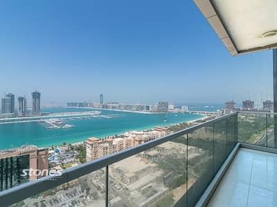شقة 3 غرف نوم للبيع في دبي مارينا، دبي - Stunning Views | Natural Light | Great Location