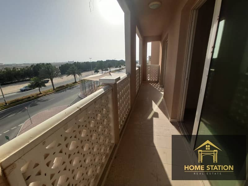 16 SPACIOUS 2BR | HUGE BALCONY | COMMUNITY VIEW  |