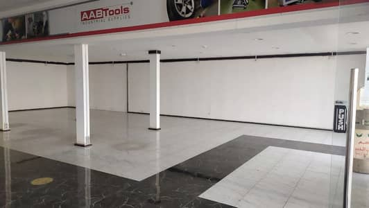Shop for Rent in Industrial Area, Sharjah - Best Location Commercial Shop for Rent