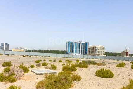 Mixed Use Land for Sale in Dubailand, Dubai - G+P+9 | Residential Plot | Majan