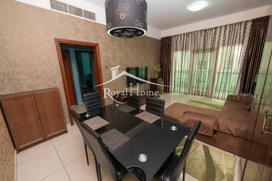 2 Furnished | 1 BR | Pinnacle Tower
