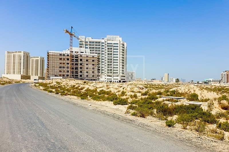 Residential and Retail Plot | Good ROI | Al Barsha South