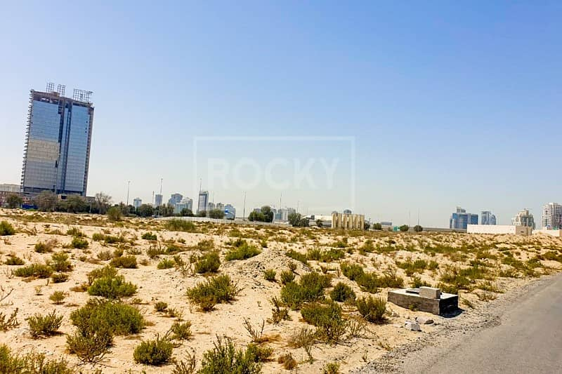 2 Residential and Retail Plot | Good ROI | Al Barsha South