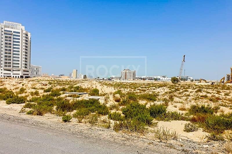 11 Residential and Retail Plot | Good ROI | Al Barsha South