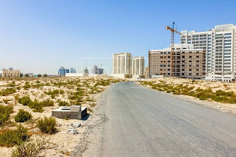2 Commercial Plot | Good ROI | Al Barsha South