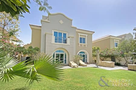 5 Bedroom Villa for Sale in Dubai Sports City, Dubai - Exclusive | Upgraded C1 5 Beds | Golf View