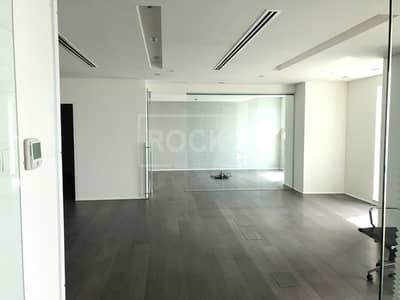 Office for Rent in Sheikh Zayed Road, Dubai - Exclusive | Fitted Office | with Partition | Latifa Tower