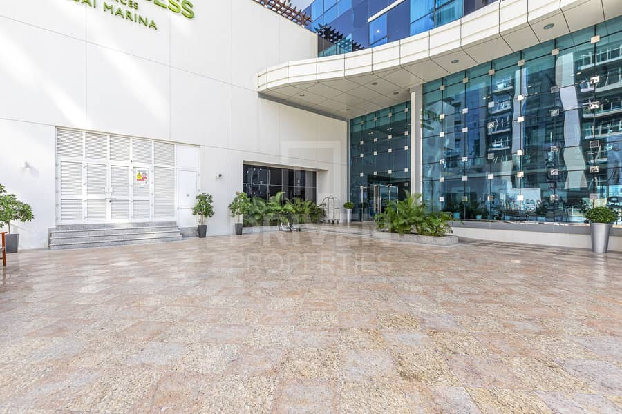 30 Chiller Free | High Floor |  Marina View