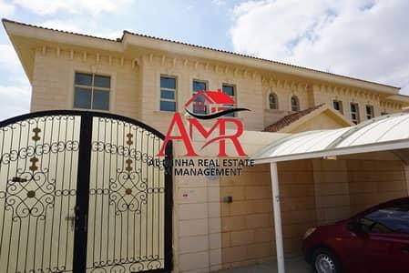 فیلا 6 غرف نوم للايجار في الخبیصي، العین - 6 Bedrooms| Shaded Parking|Yard|Balcony|