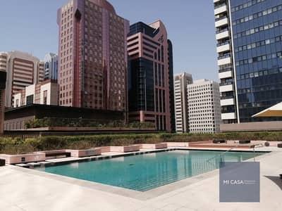 شقة 4 غرف نوم للايجار في منطقة الكورنيش، أبوظبي - No leasing commission   Modern & spacious