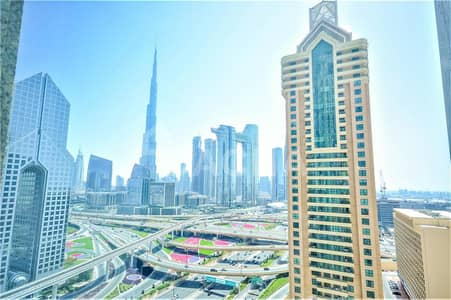 Massive 3 BR + Maids / iconic 5* / Burj Khalifa View