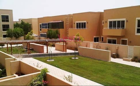 4 Bedroom Townhouse for Sale in Al Raha Gardens, Abu Dhabi - Type A