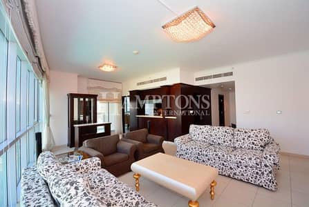 Huge 2BR| Burj Khalifa View | Study Room