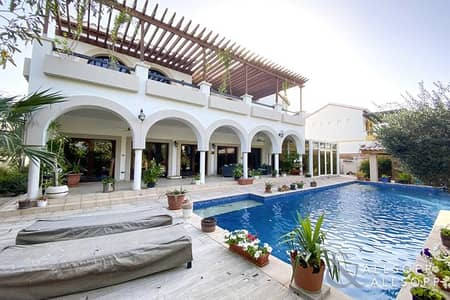 5 Bedroom Villa for Sale in The Villa, Dubai - 5 Beds | Single Row | Upraged And Extended