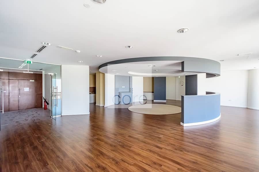 Mid Floor | Fitted Office | Pay in 12 Cheques