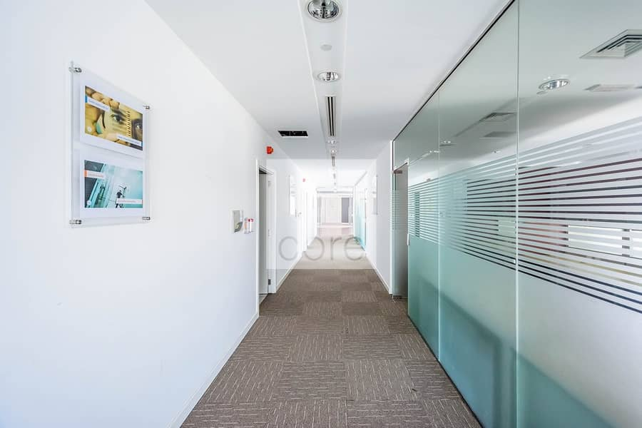12 Mid Floor | Fitted Office | Pay in 12 Cheques