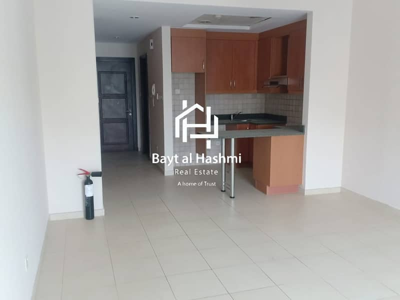 2 Studio with Balcony | Rent 22k | Covered Car Parking