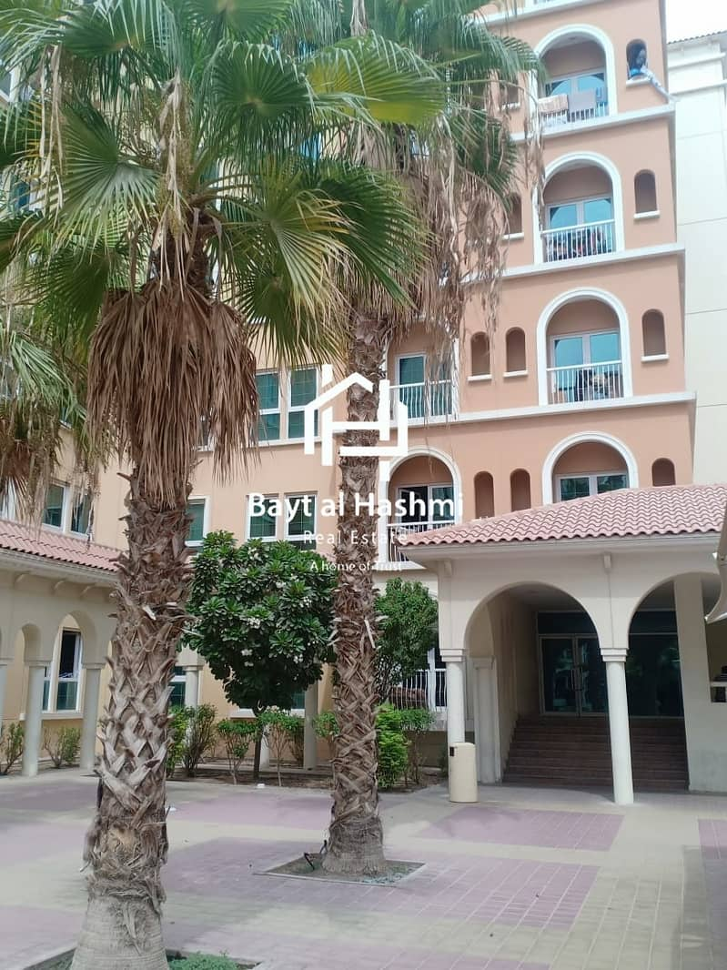 12 Studio with Balcony | Rent 22k | Covered Car Parking