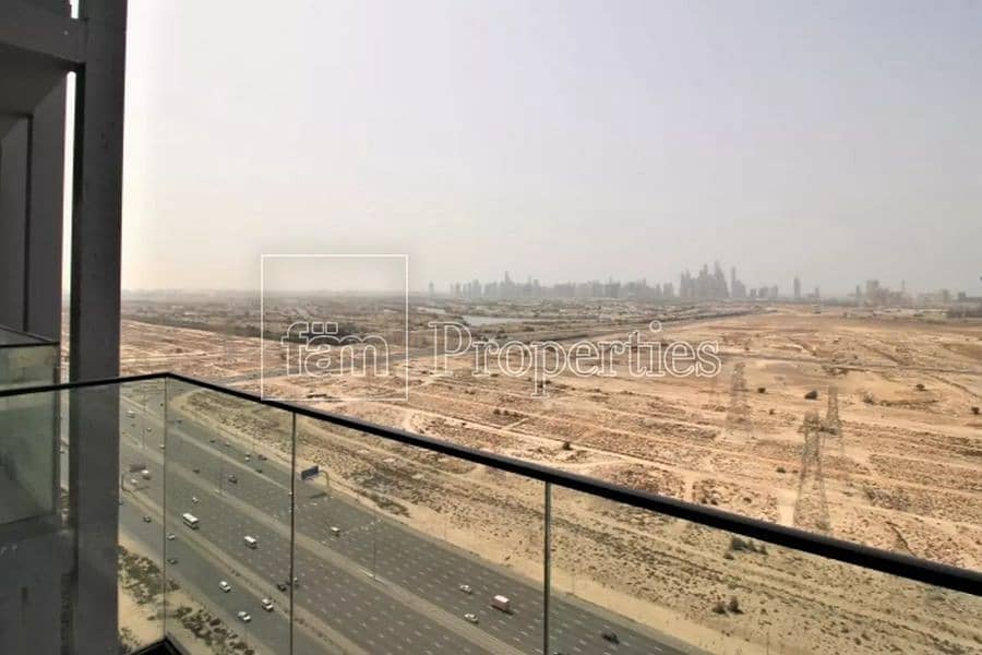 1 Brand New | High Floor | Dubai Skyline