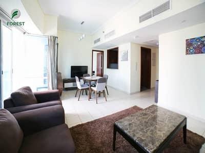 شقة 2 غرفة نوم للايجار في أبراج بحيرات الجميرا، دبي - Stunning Unit |Huge Balcony |Lake View |DMCC Metro