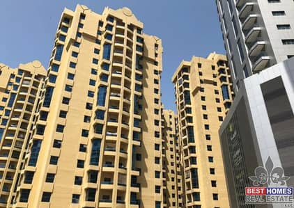 1 Bedroom Flat for Sale in Ajman Downtown, Ajman - One Bedroom | Status: Empty | Full Cash Payment