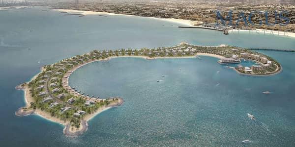 ارض سكنية  للبيع في جزر جميرا، دبي - Plot for Sale in Jumeirah Bay Island