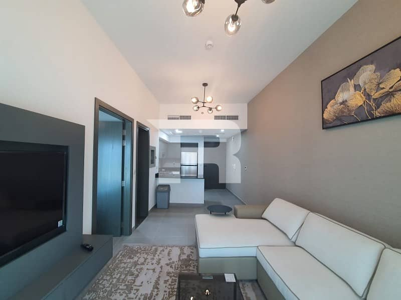 2 Brand New |Fully Furnished |Large Balcony