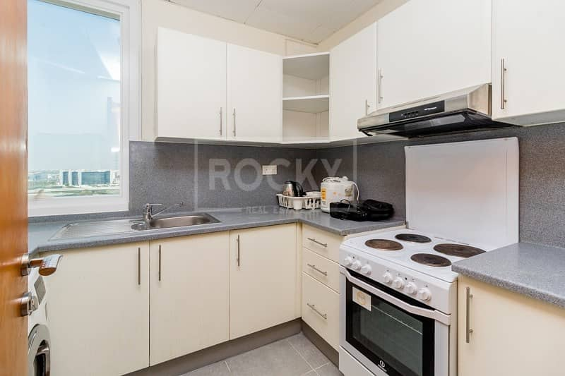 2 Chiller Free | Low Floor | Close to Metro | Barsha Heights
