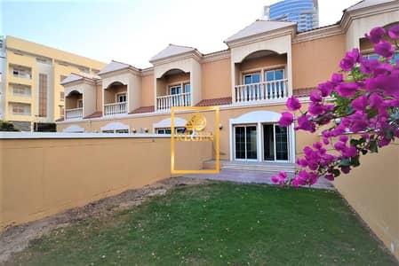 تاون هاوس 1 غرفة نوم للايجار في قرية جميرا الدائرية، دبي - One Bedroom Hall Townhouse with Garden for Rent at JVC
