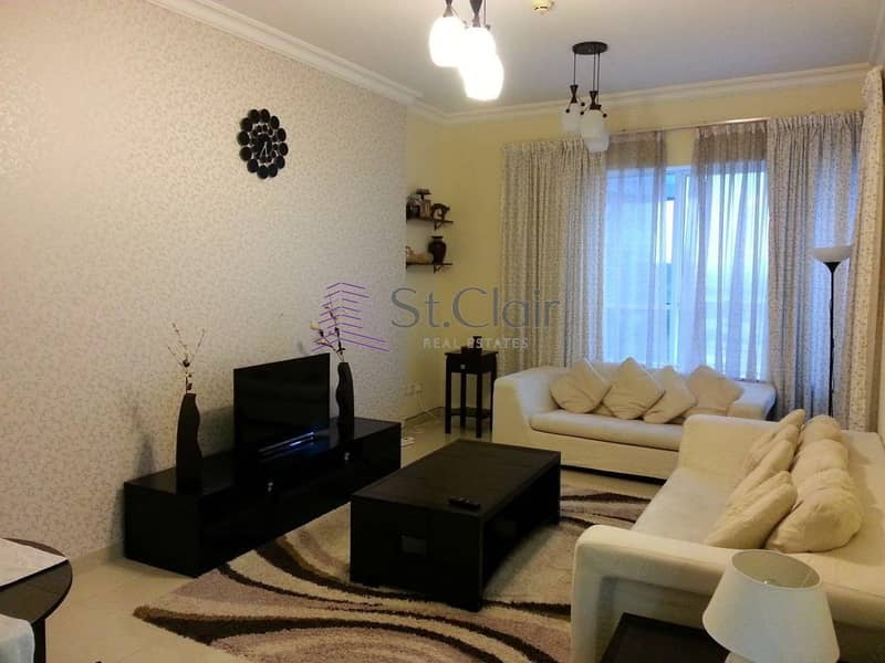 10 Fully Furnished I Full Lake View I Ready to Move In