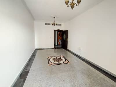 1 Bedroom Apartment for Rent in Al Nuaimiya, Ajman - Featured apartment room and lounge with two bathrooms and attractive views King Faisal Street 19000