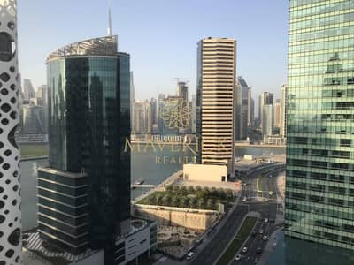 2 Bedroom Apartment for Sale in Business Bay, Dubai - Burj+Canal View   Huge 2BR+Study+Maids/R