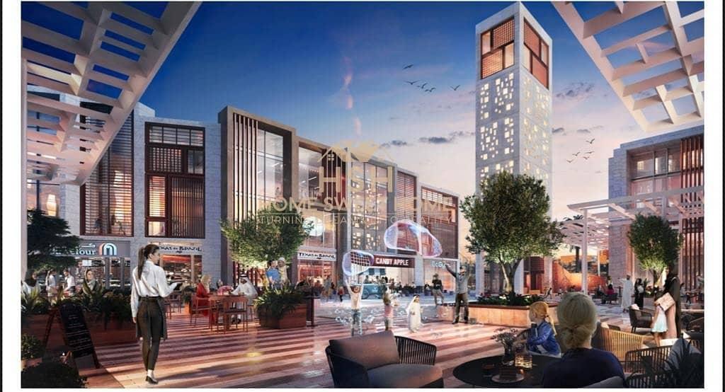 6 Villa Plot | sale in Al Zahia Sharjah | Freehold | great community