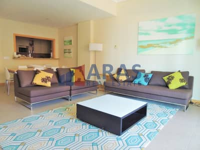 1 Bedroom Apartment for Rent in Palm Jumeirah, Dubai - Chiller Free | Enjoy 45 Days Free Rent | Vacant