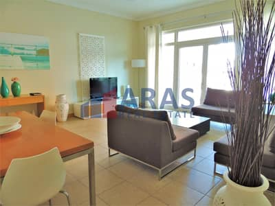 2 Bedroom Flat for Rent in Palm Jumeirah, Dubai - Beach Access | 45 Days Free Rent | Fully Furnished