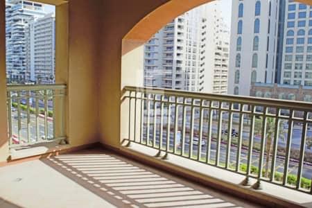 فلیٹ 2 غرفة نوم للايجار في نخلة جميرا، دبي - Vacant 2BR+M I Must be Viewed to appreciate I GM2