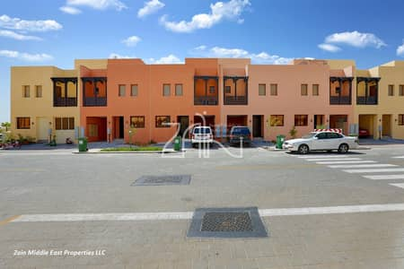 2 Bedroom Villa for Sale in Hydra Village, Abu Dhabi - Great Investment! Brand New 2 BR Villa Large Layout