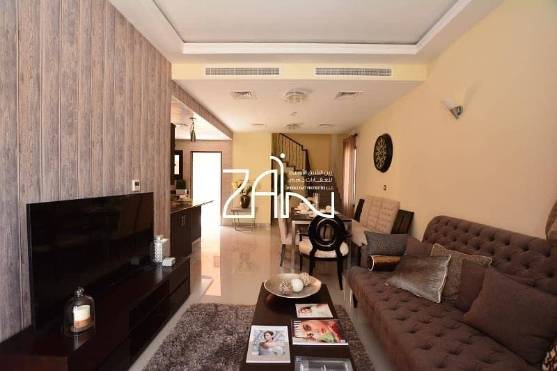 2 Great Investment! Brand New 2 BR Villa Large Layout