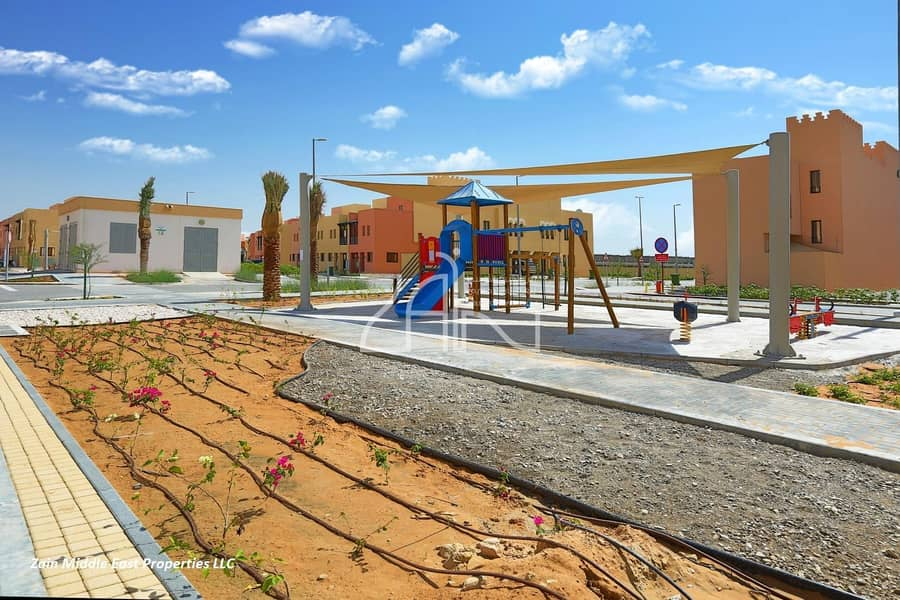 15 Great Investment! Brand New 2 BR Villa Large Layout
