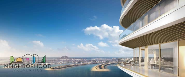 1 Bedroom Penthouse for Sale in Dubai Harbour, Dubai - LIVE WHERE THE SKY MEETS UP WITH THE SEA