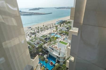 فلیٹ 1 غرفة نوم للبيع في نخلة جميرا، دبي - Sea Views | Spacious Apartment | Luxury Living