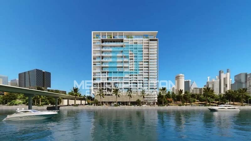 Flexible Payment Plan| Canal View| Fully Furnished