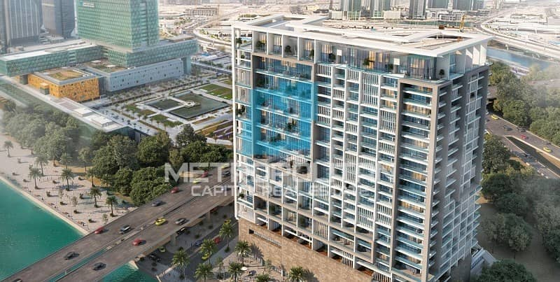 2 Flexible Payment Plan| Canal View| Fully Furnished