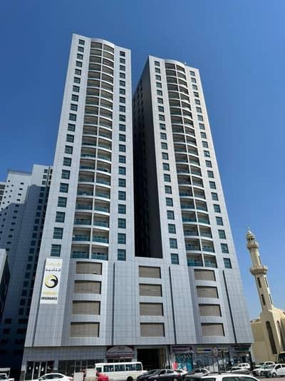 شقة في برج المدينة النعيمية 3 النعيمية 2 غرف 28000 درهم - 5083702