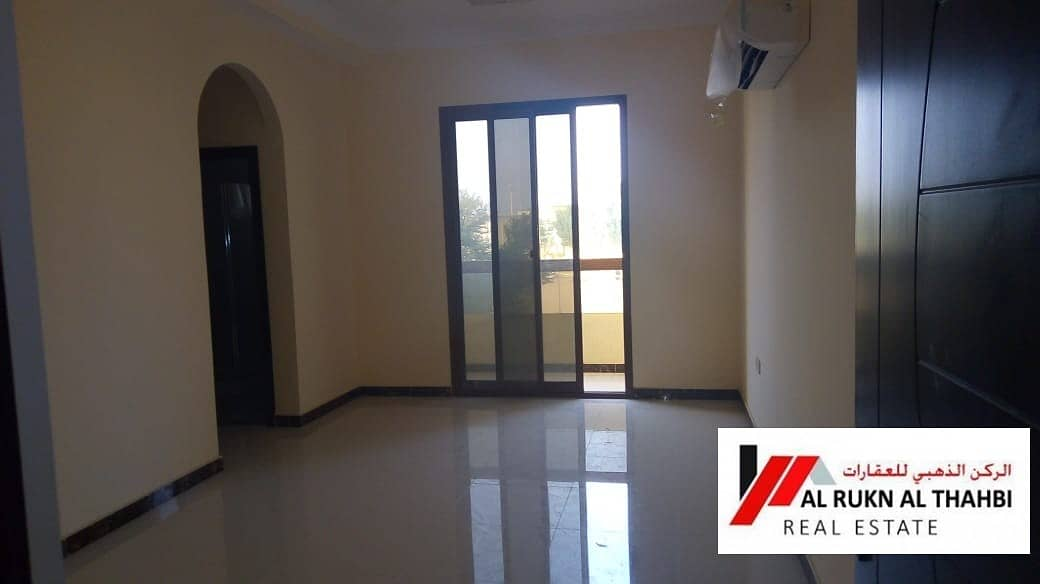 2 spacious one bedroom with big hall and balcony