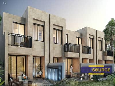 تاون هاوس 3 غرف نوم للبيع في أكويا أكسجين، دبي - Best Deal & Price | Luxurious 3 Bed Townhouses | On Easy Payment Plan